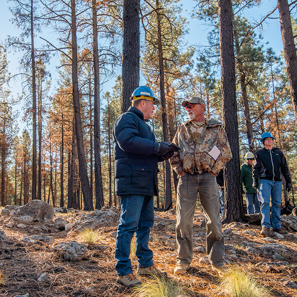 Four Forest Restoration Initiative