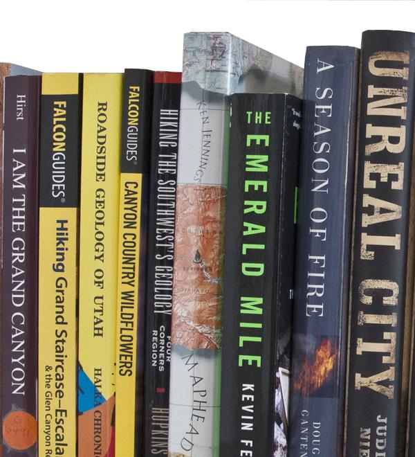 Advocate Fall/Winter 2015 - Book Club (Block)