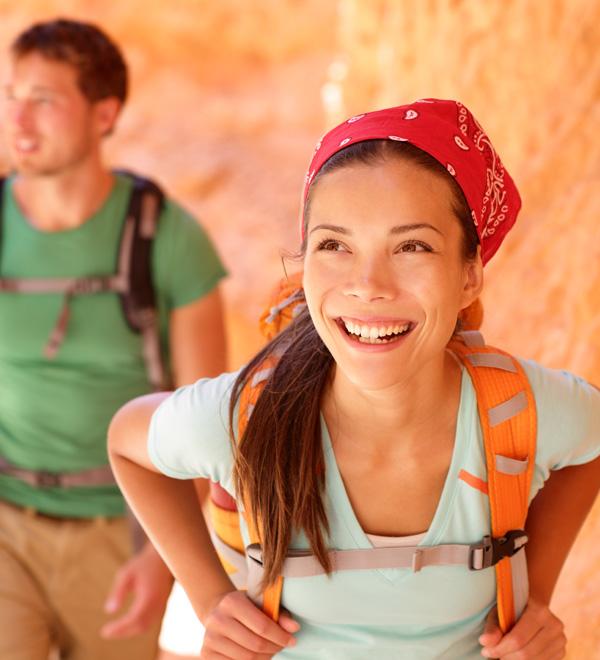Advocate Spring 2015 - Spring Into Hiking Season (Block)