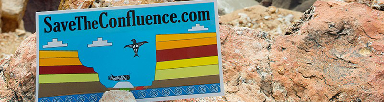 Advocate Spring 2015 - Save the Confluence Update