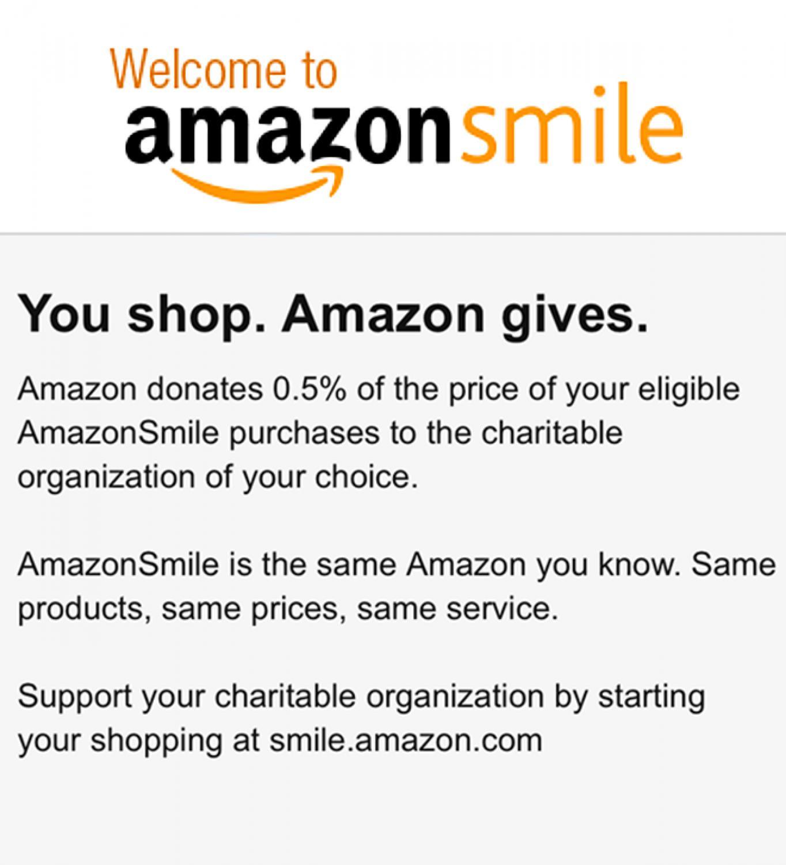 Volunteer Other - Amazon Smile