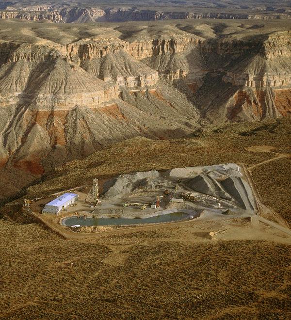 Energy - Preventing Uranium Contamination