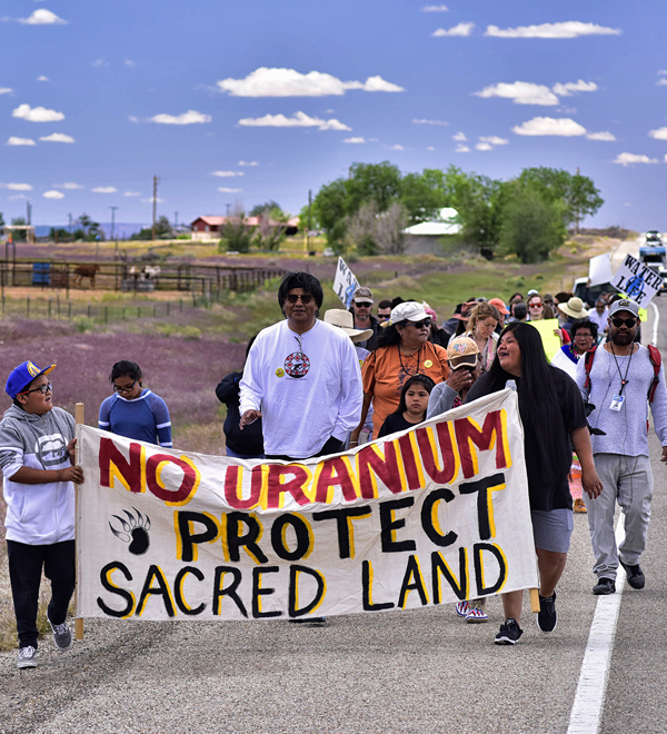 Take Action - Protect the Bears Ears Region from Radioactive Waste