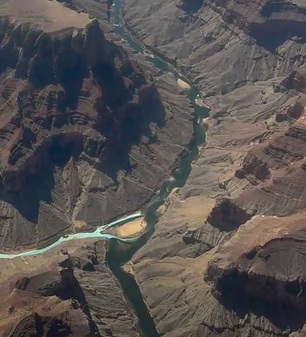 Video - Little Colorado River Flyover