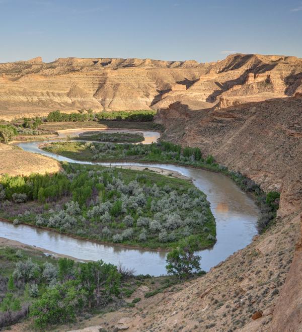 Water - Threatened Rivers