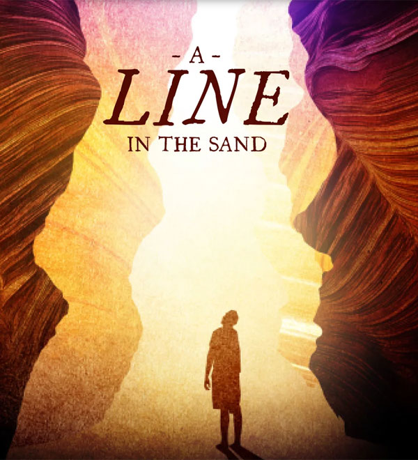 Greater Canyonlands Film - Line in the Sand