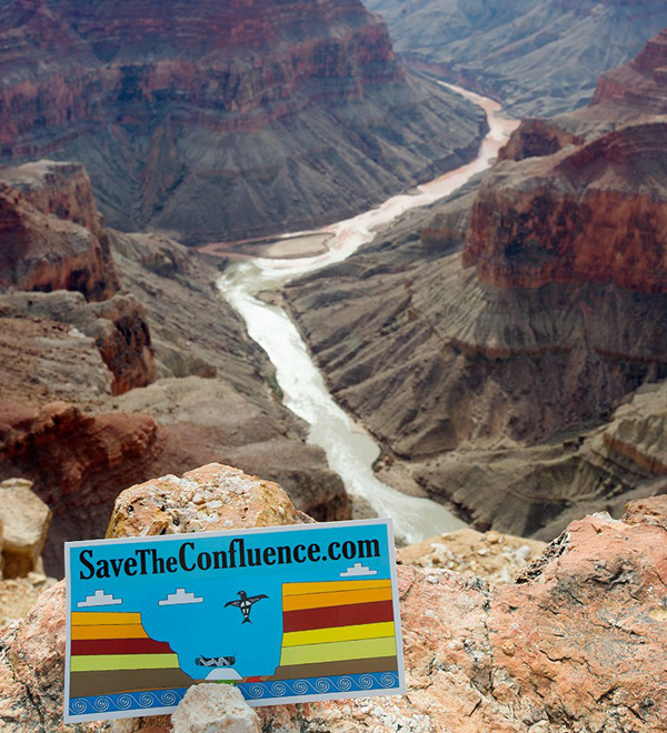 Advocate Spring 2015 - Save the Confluence Update (Block)