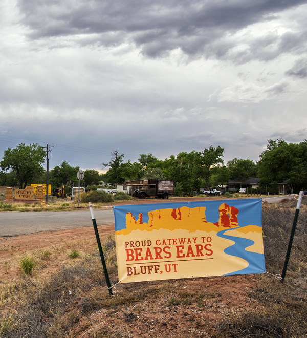 Advocate Fall/Winter 2017 - Bears Ears National Monument Update