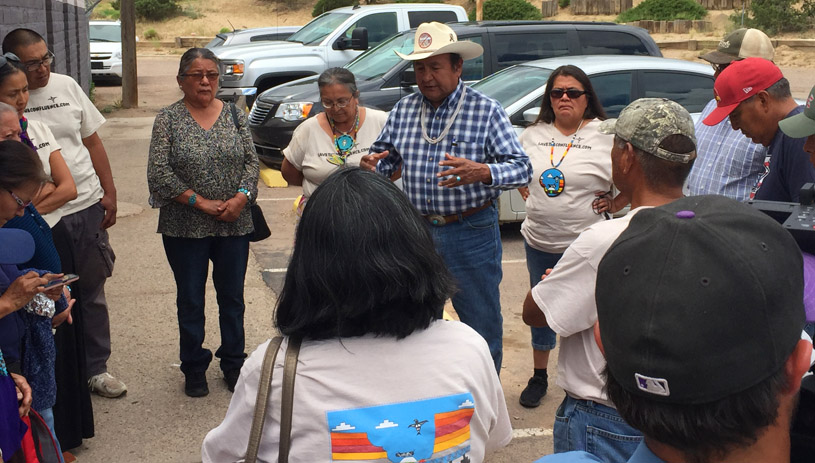 Save the Confluence consultant Larry Foster explains how the sponsor of Escalade legislation pulled the bill, rather than have it voted down in the summer session of the Navajo Nation Council.