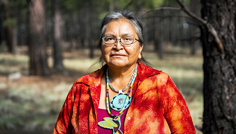 Native Voices on the Grand Canyon Renae Yellowhorse
