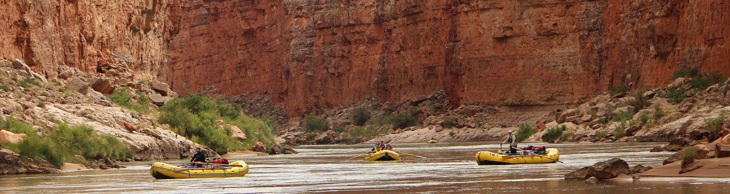 Advocate Fall/Winter 2019 - Colorado River Trip Grabe (header)