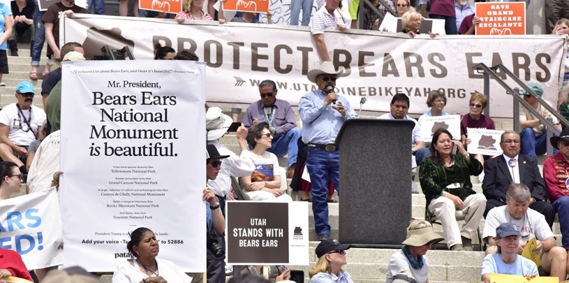 Local support for protection of Bears Ears National Monument