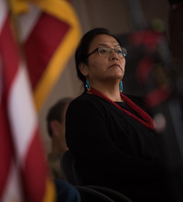 Blog - Tribal Leaders Support Permanent Grand Canyon Uranium Mining Ban (Carletta Tilousi)