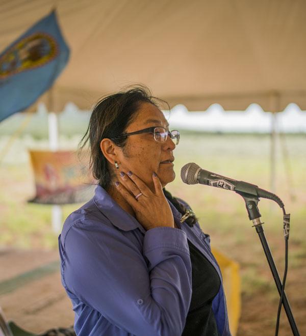Blog - Havasupai Tribe Supports Grand Canyon Centennial Protection Act (Carletta Tilousi)