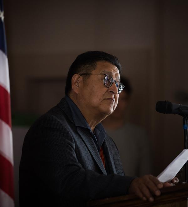 Blog - Tribal Leaders Support Permanent Grand Canyon Uranium Mining Ban (Clark Tenakhongva)