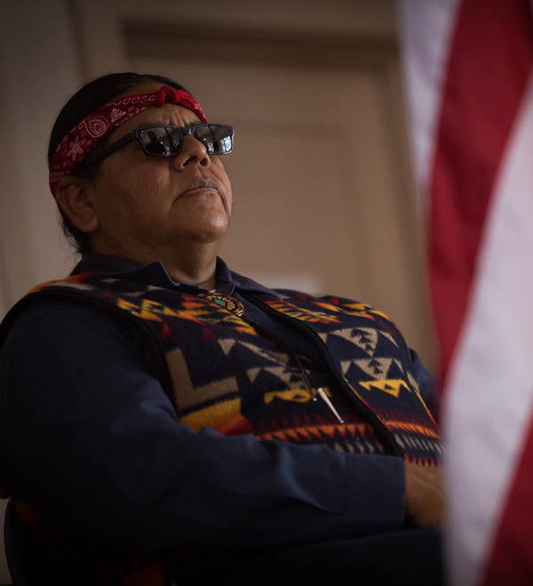 Blog - Tribal Leaders Support Permanent Grand Canyon Uranium Mining Ban (Matthew Putesoy)