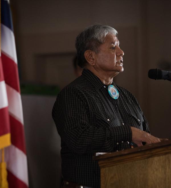 Blog - Tribal Leaders Support Permanent Grand Canyon Uranium Mining Ban (Richard Powskey)