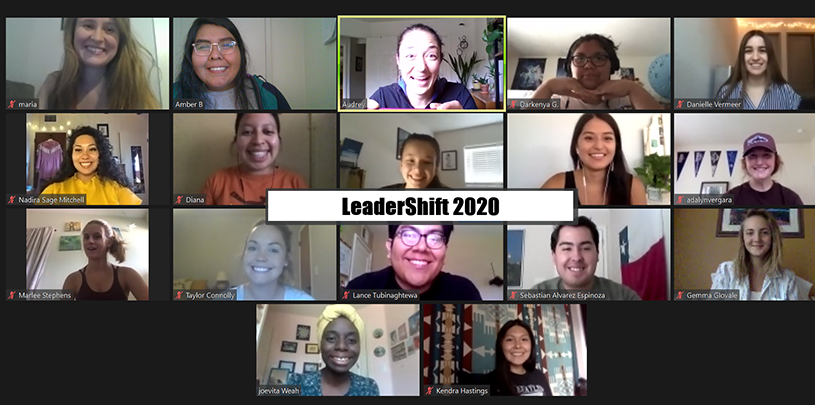 LeaderShift summer 2020