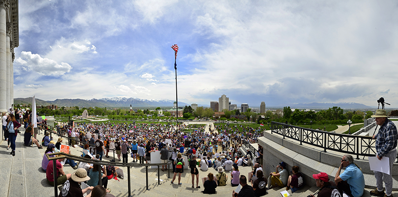 Salt Lake Rally