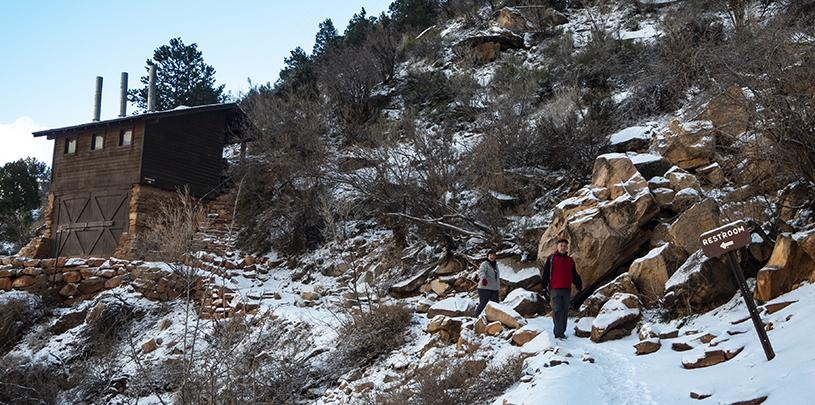 Winter Guide To The Grand Canyon Grand Canyon Trust