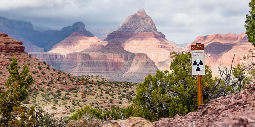 Arizona suspends pollution permits for grand canyon uranium mines image publicscrutiny Images