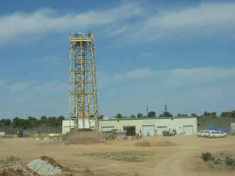 Uranium Mine Arizona 1