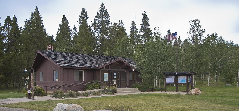 CPE - Bear River Ranger Station