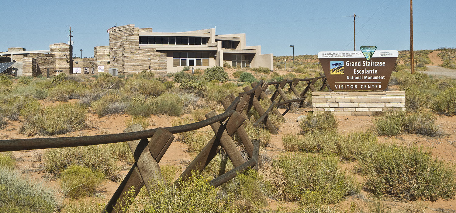 CPE - Big Water Visitor Center