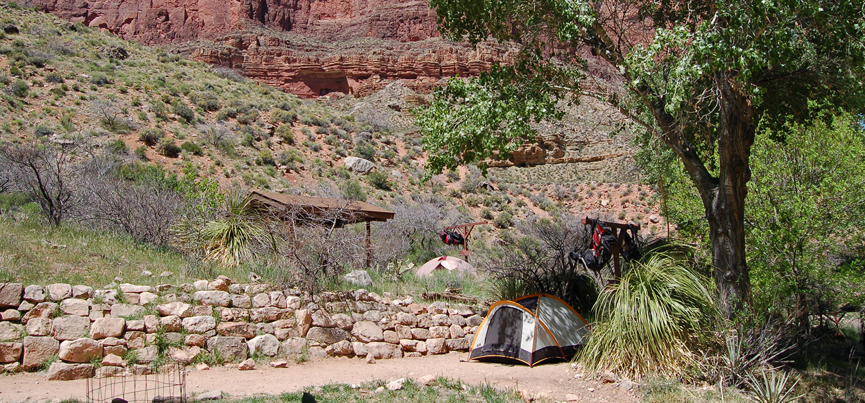 Indian garden campground grand canyon grand canyon trust for Indian garden