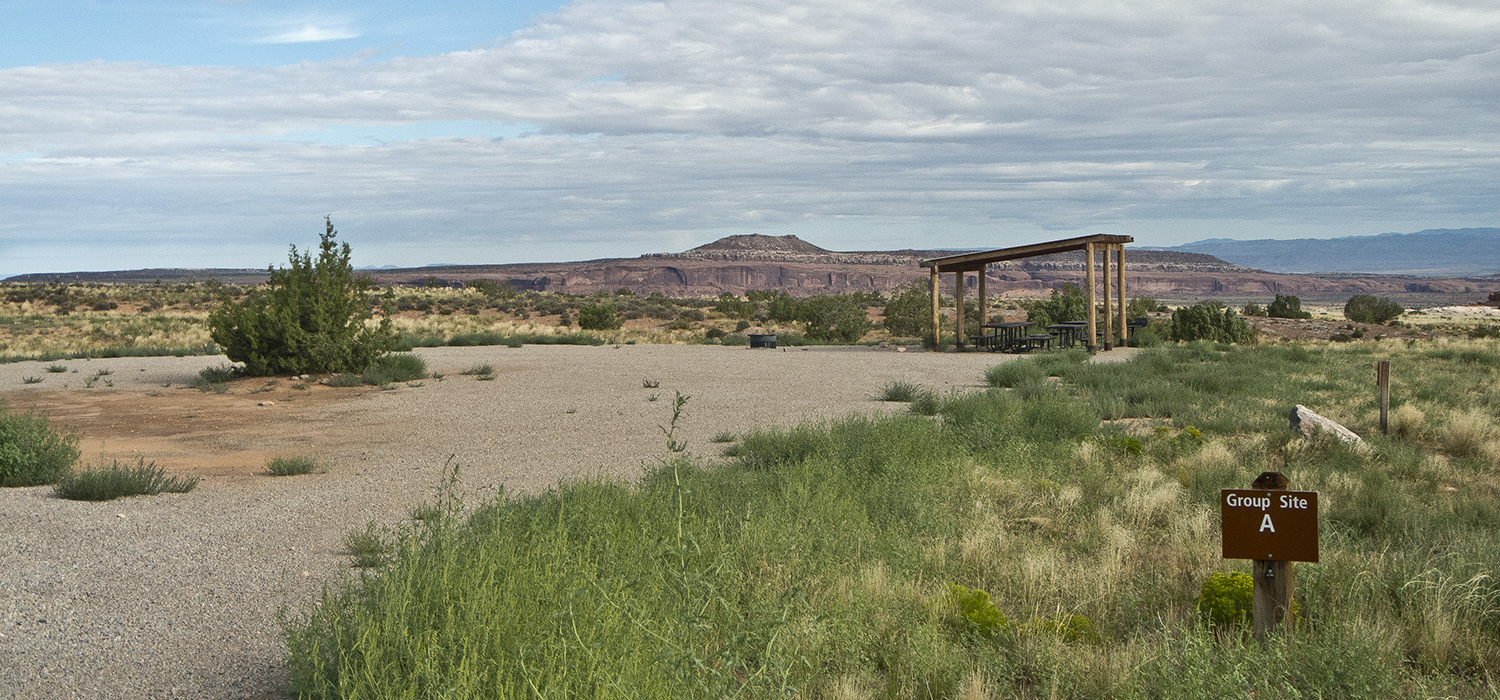 Lone Mesa Group Camground | Grand Canyon Trust