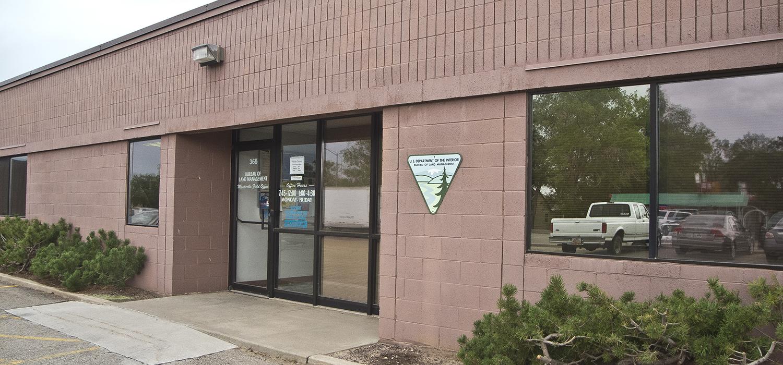 CPE - Monticello Field Office