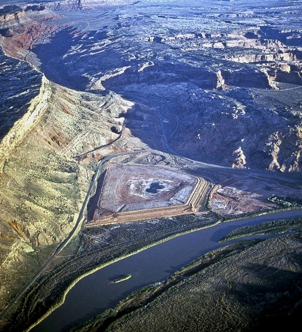 Uranium - mining