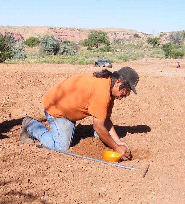 Native America - Restoring the Tuba City