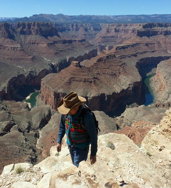 Native America - Saving the Grand Canyon's Sacred Confluence
