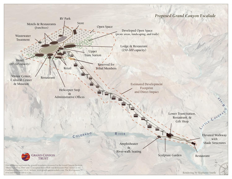 Stop Grand Canyon Tramway | Grand Canyon Trust