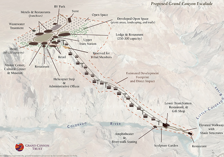 Stop Grand Canyon Tramway   Grand Canyon Trust