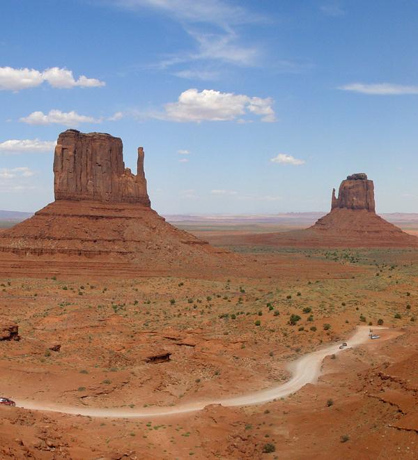 Dínehózhó - Improving Navajo Nation Parks