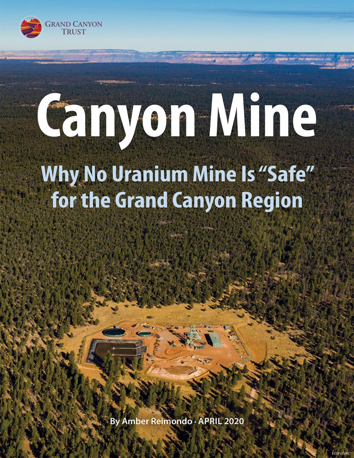 Download the Canyon Mine Report