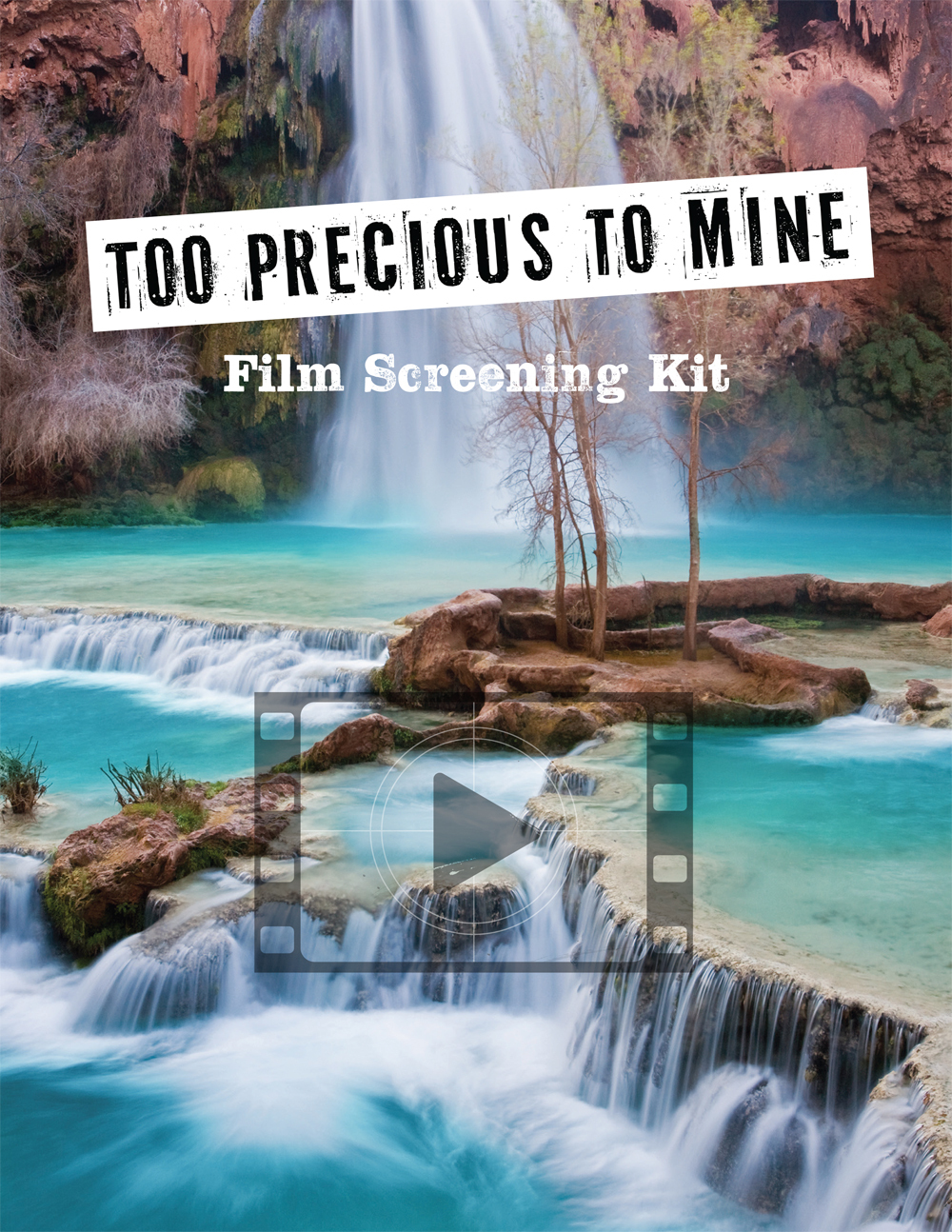 Download the Too Precious to Mine Film Screening Kit
