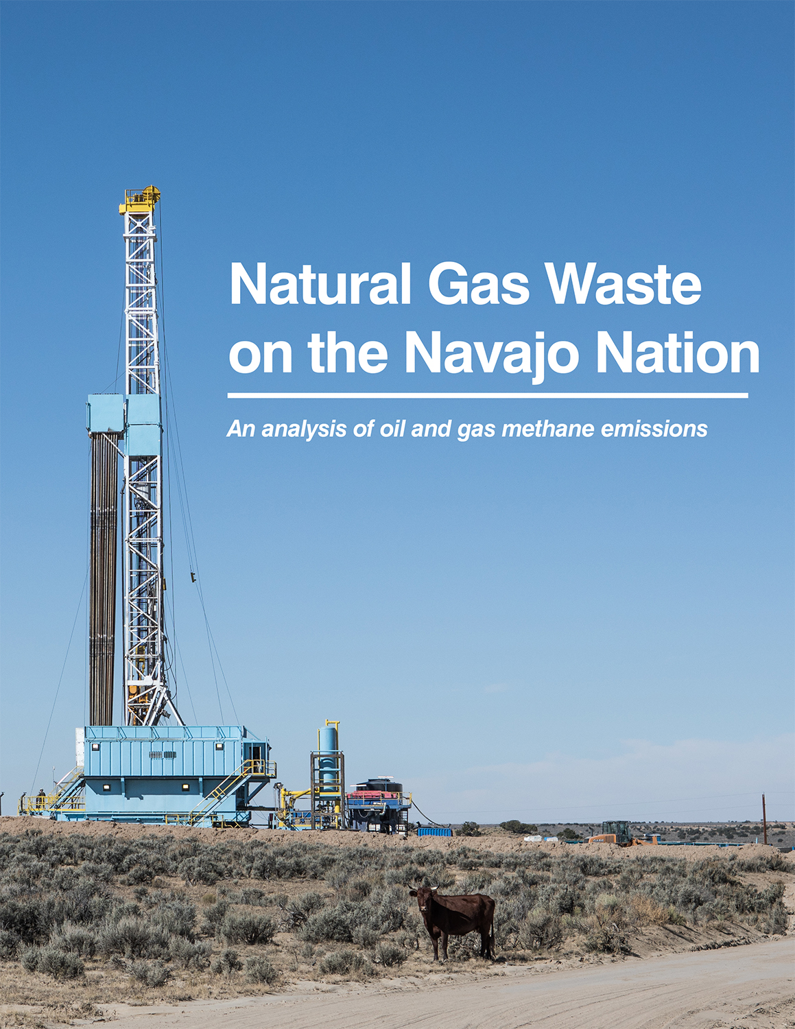 Natural Gas Waste on the Navajo Nation