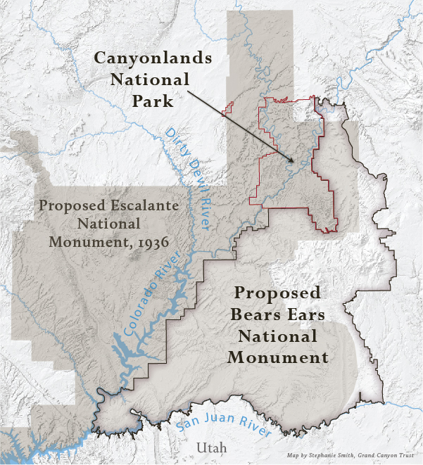 Greater Canyonlands - Protecting Greater Canyonlands